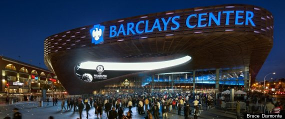 Barclays Seating Jews
