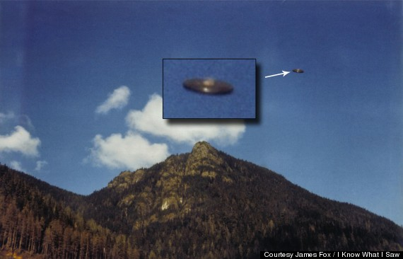 Columbia in 1981 is considered one of the most credible ufo pictures