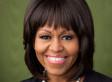 Michelle Obama's Portrait For 2013 Includes Bangs (PHOTOS)