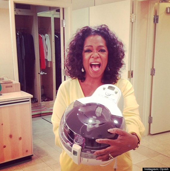 oprah deep fryer