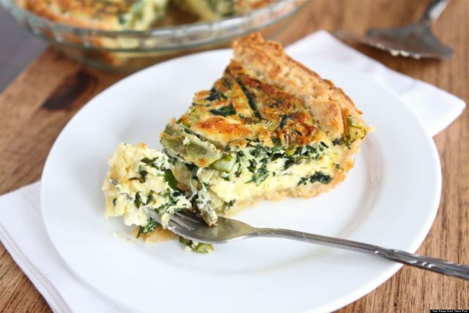 Quiche Recipes For Easy And Delicious Meals (PHOTOS)
