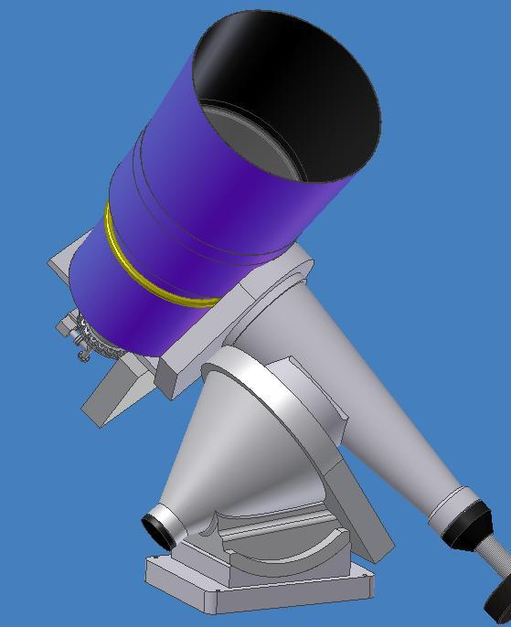 asteroid early warning system