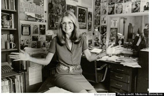 gloria steinem awards