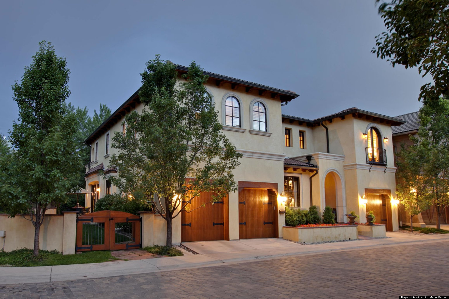 Denver dream house raffle benefits the boys girls club for Drem homes
