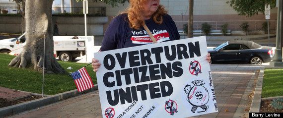 CITIZENS UNITED CALIFORNIA