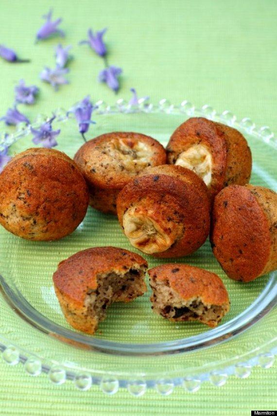 muffinschocolatbanane
