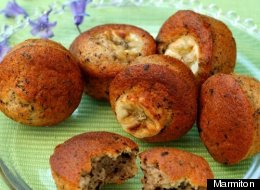 La recette du week-end: tendres muffins chocolat-banane