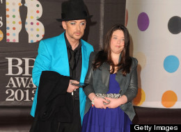 Which Member Of One Direction Is Boy George NOT Happy With?