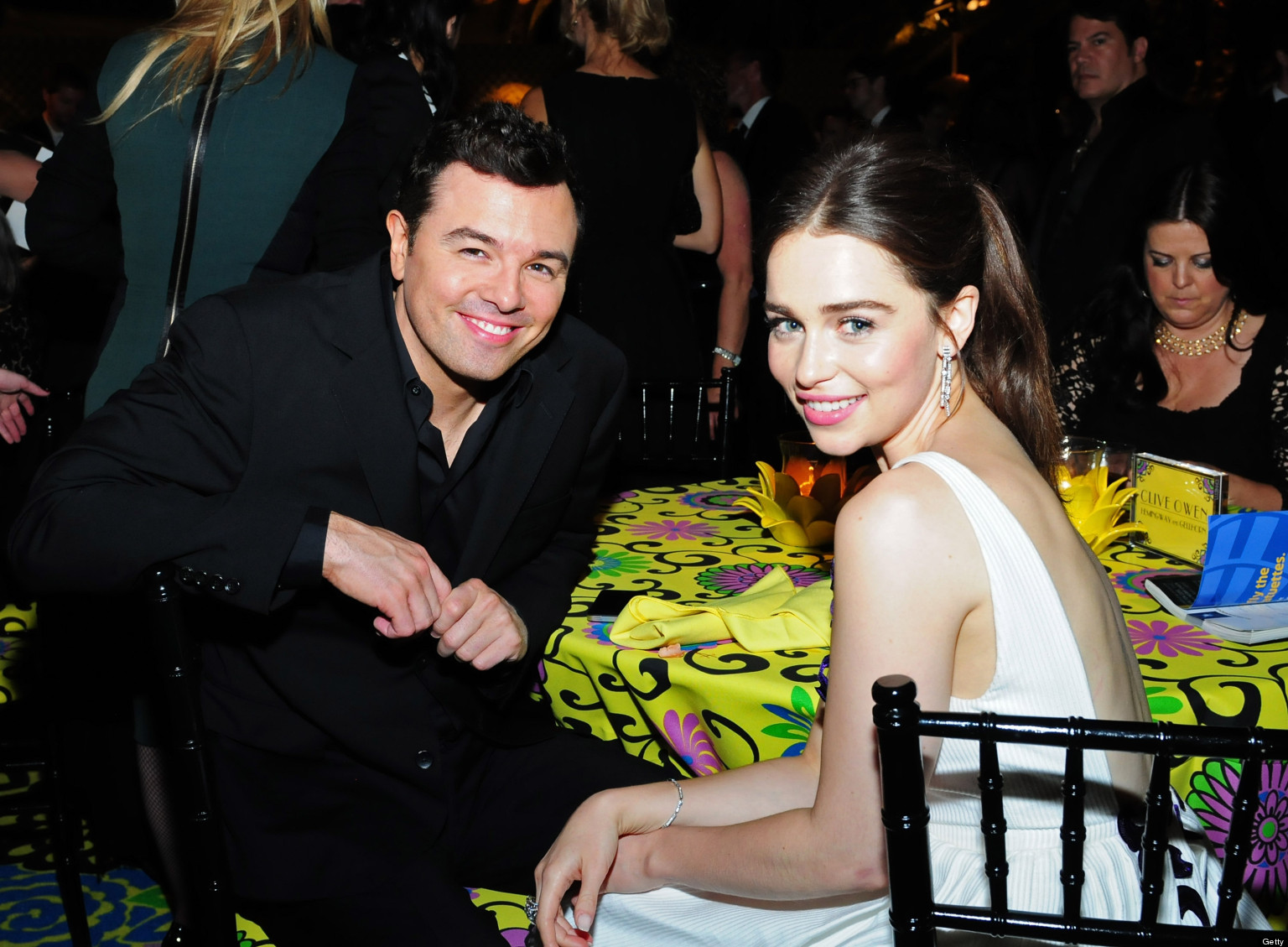 Seth MacFarlane's Dating History: What Ladies Has The ...
