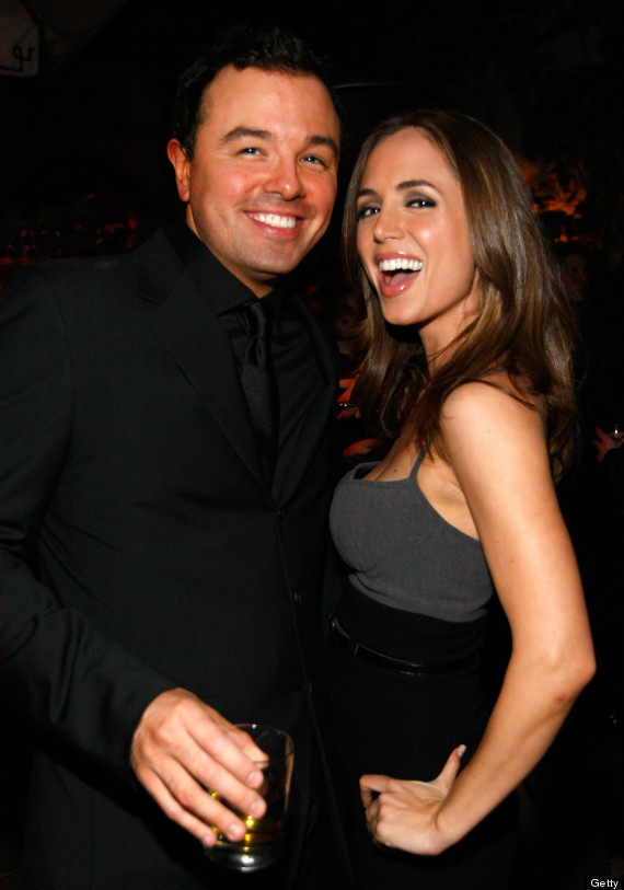 Seth Macfarlane S Dating History What Ladies Has The Oscars Host