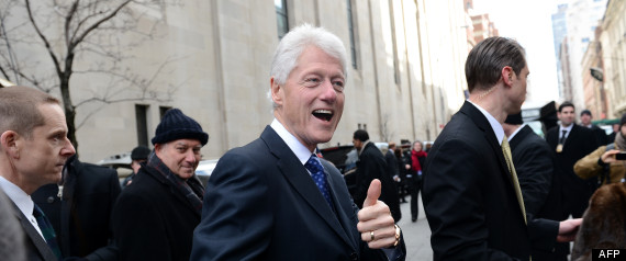 Clinton Rich President