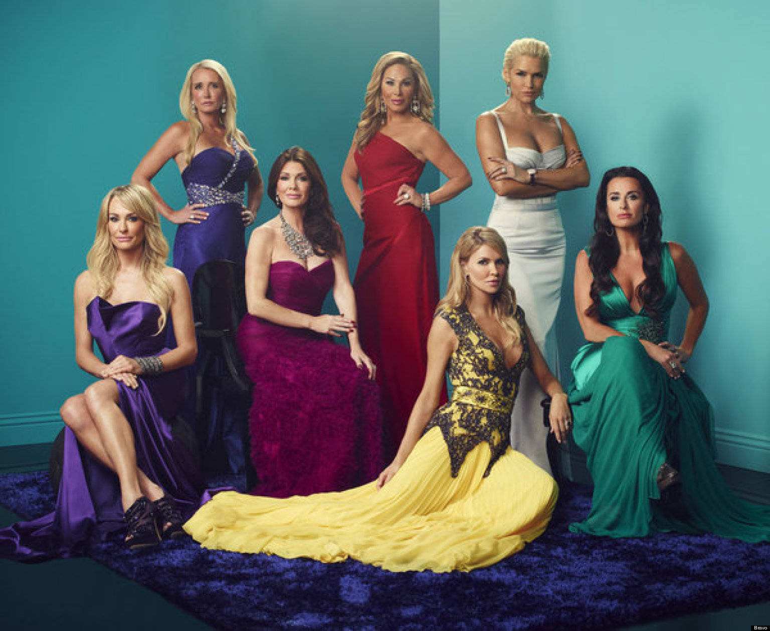 'Real Housewives Of Beverly Hills' Cast Shakeup? Season 4 ...