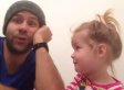 Jesse Teeters' 'Mahna Mahna' Duet With Two-Year-Old Daughter (VIDEO)