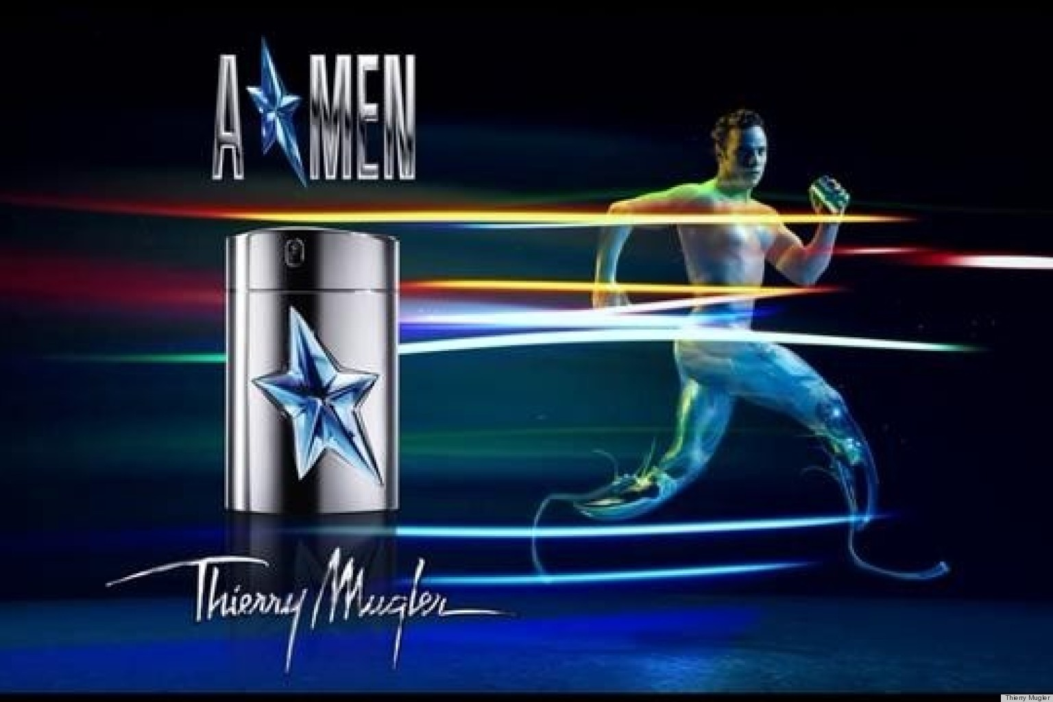 PHOTOS: Thierry Mugler Pulls Its Oscar Pistorius Ads