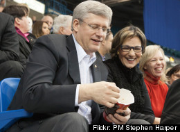 LOOK: Harper Loves Timmies ... Again