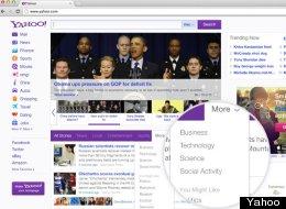 Yahoo Homepage Gets 'Social' Revamp