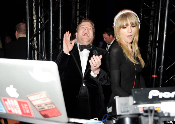 taylor swift dj