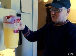 Ici, Chez soi: Robert : la vie avec un frigo (VIDÉO)