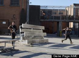 EXCLUSIVE: 'The Walking Dead' Under Siege!