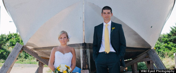 PRINCE EDWARD ISLAND WEDDING