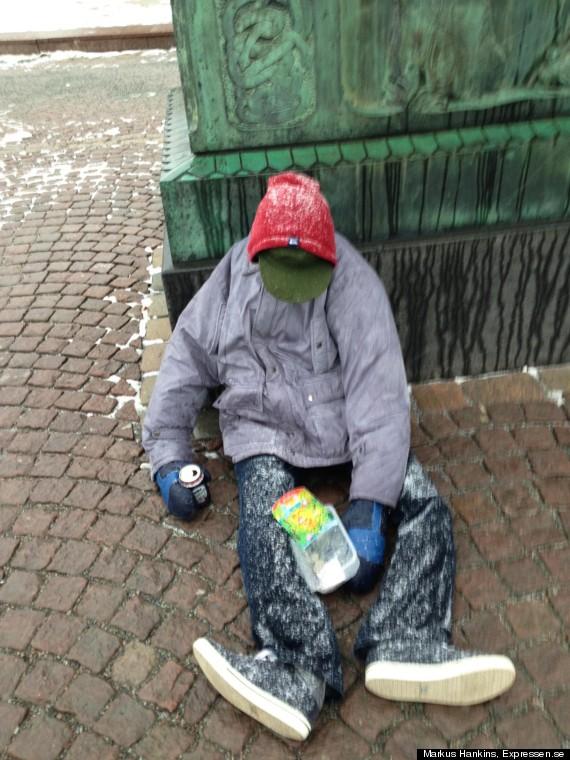swedish teen homeless project