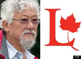 David Suzuki Joyce Murray