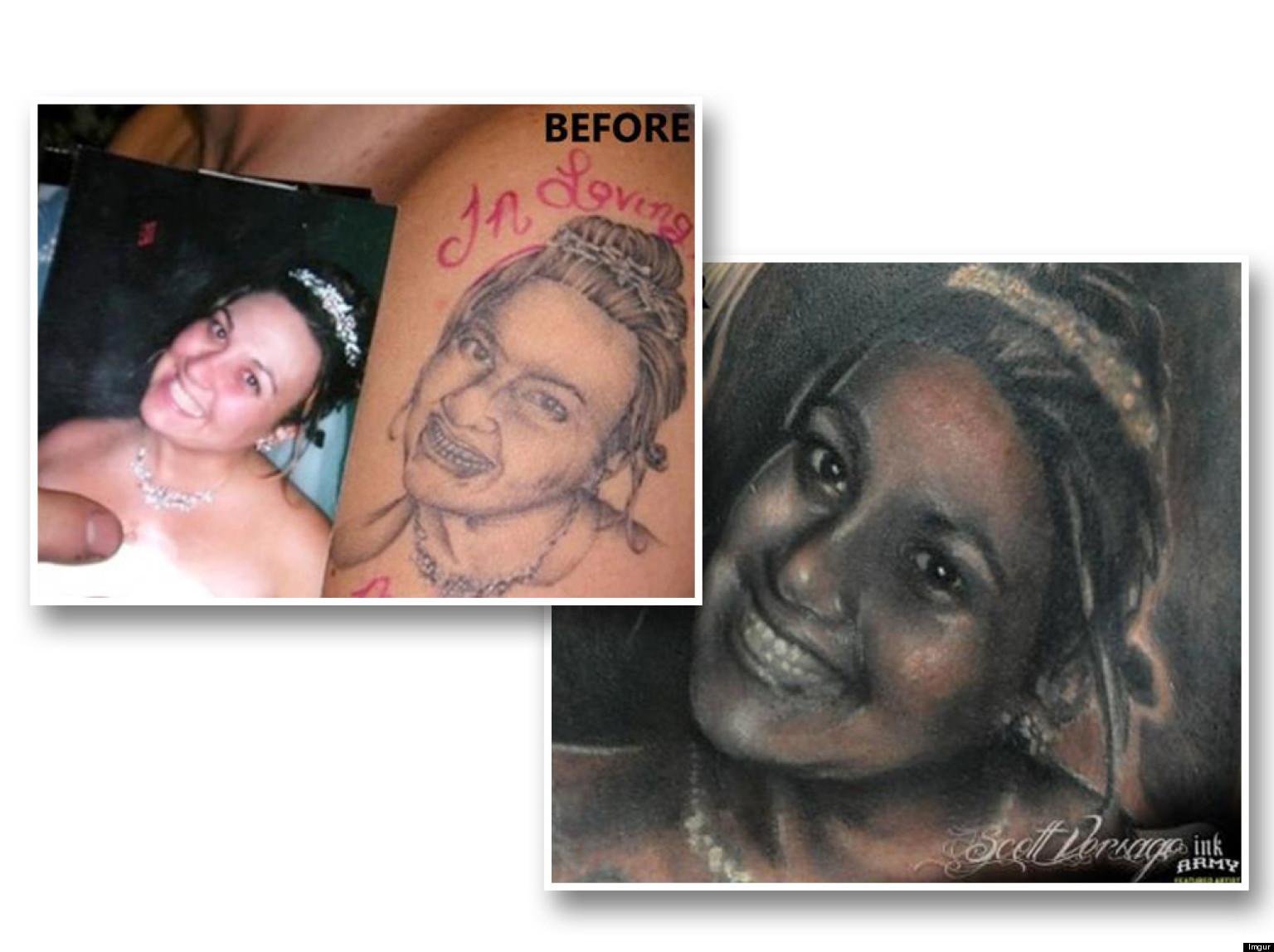 Epic Fail Tattoos Epic Tattoo Fail Turns Good