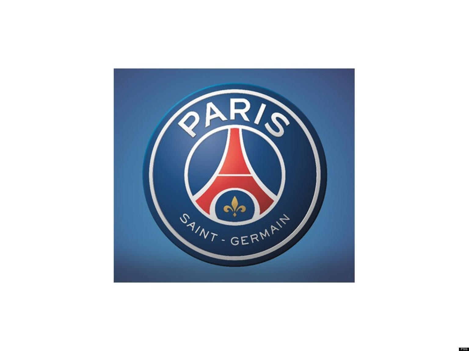 Vid 201 O Photo Football Le Psg D 233 Voile Son Nouveau Logo