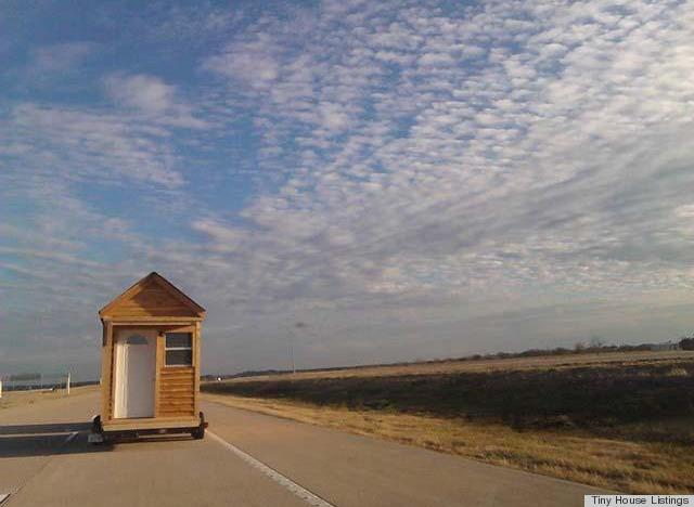 Tiny Home Trailer For Sale Reminds Us That Small Living Isnt All
