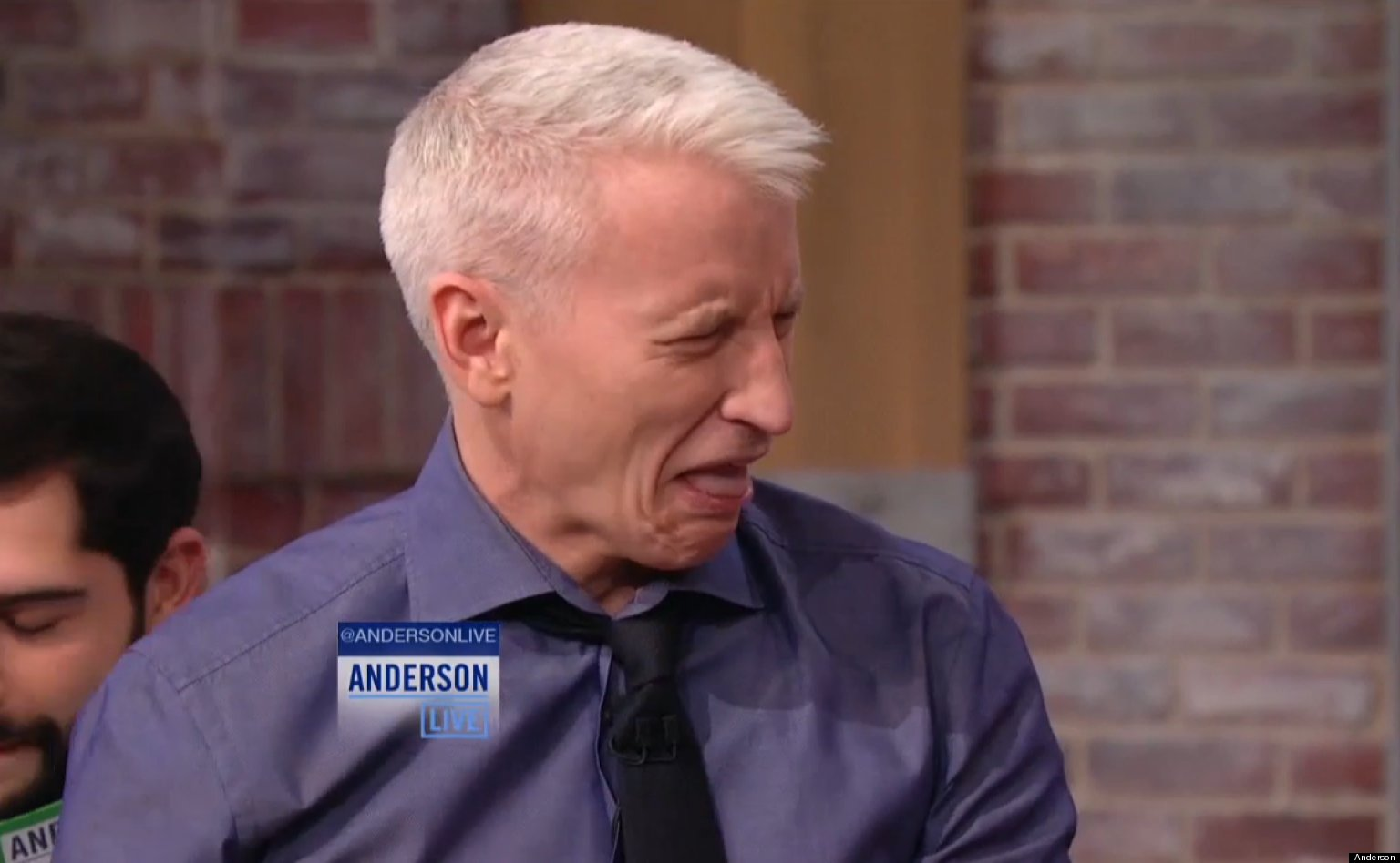 anderson cooper haiti saves boy