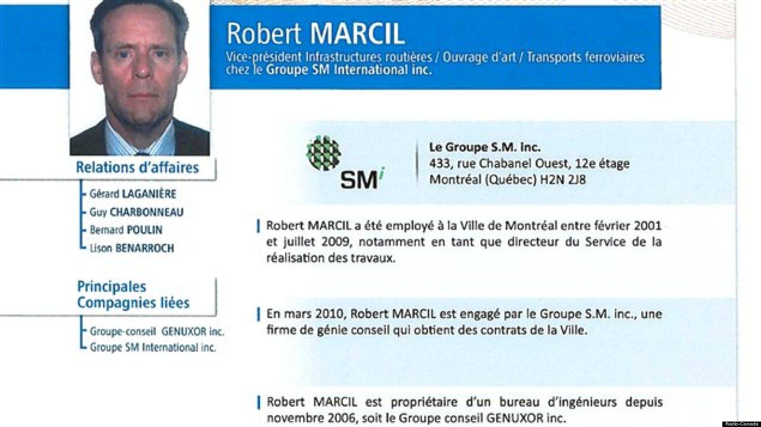 robert marcil attendu agrave la commission charbonneau