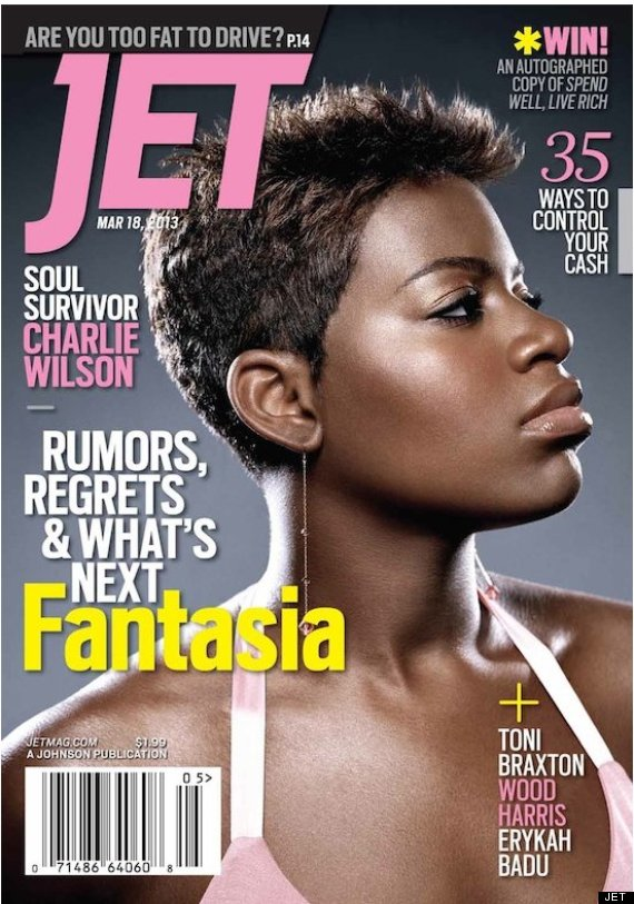 Fantasia JET Cover: Singer Blasts Magazine Over Cover Image, Editor