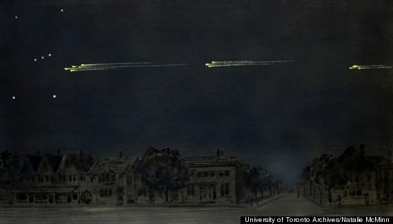 meteor mystery