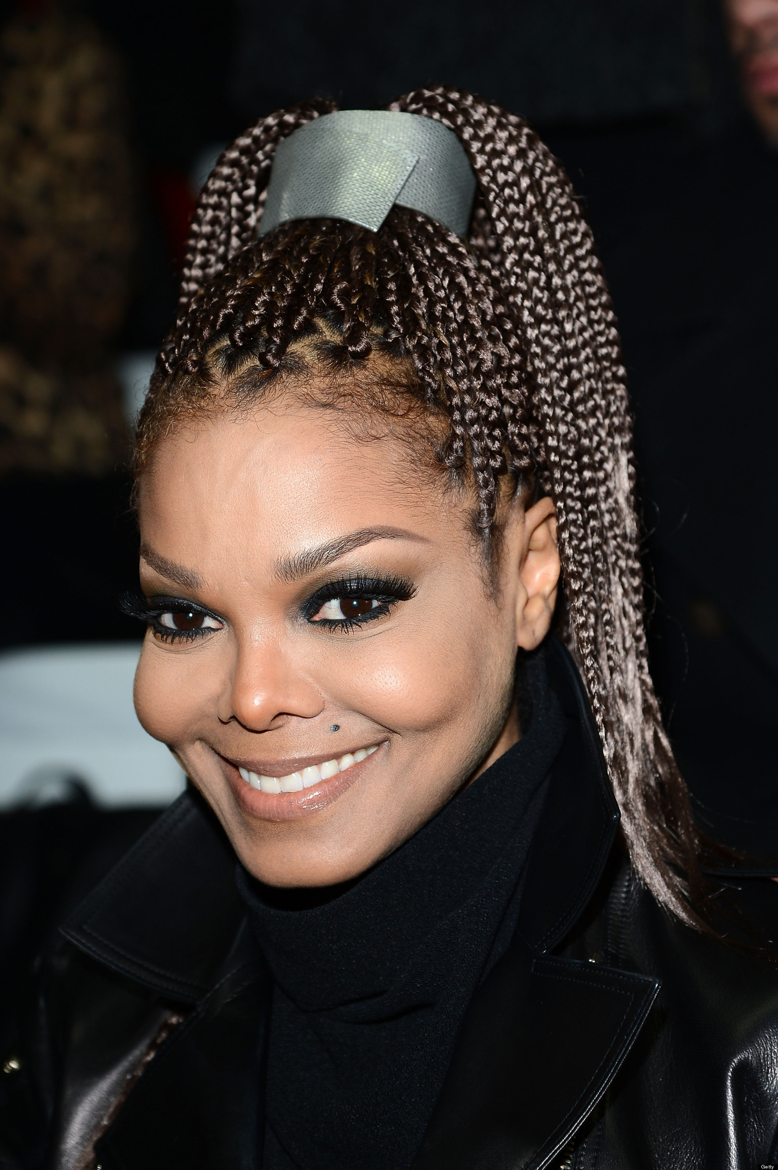 Janet Jackson 'Poetic Justice' Braids Make A Comeback At ...
