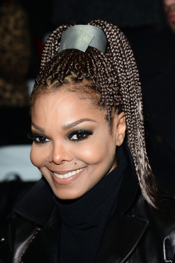 Janet Jackson 'Poetic Justice' Braids Make A Comeback At Milan Fashion ...