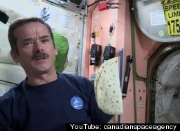 How To Make A Peanut Butter Sandwich In Space