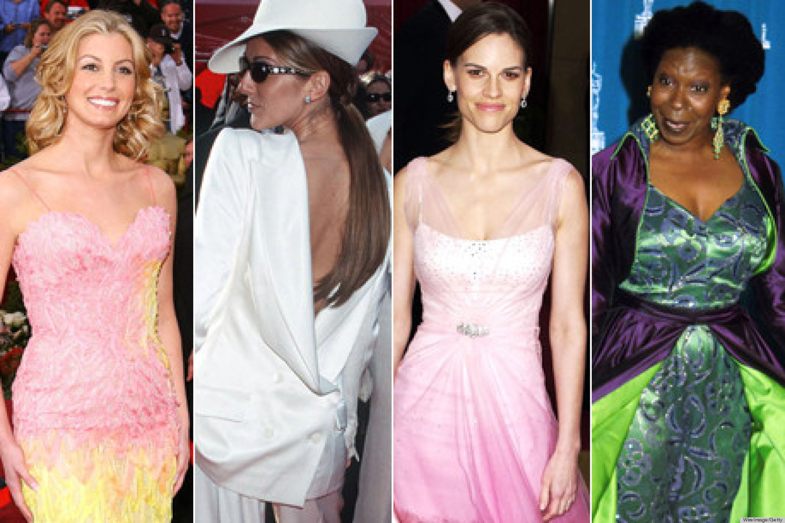 worst oscars dresses we hope we dont see at the 2013