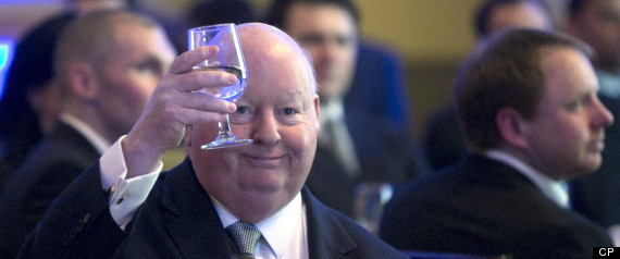 Mike Duffy Paying Back Money