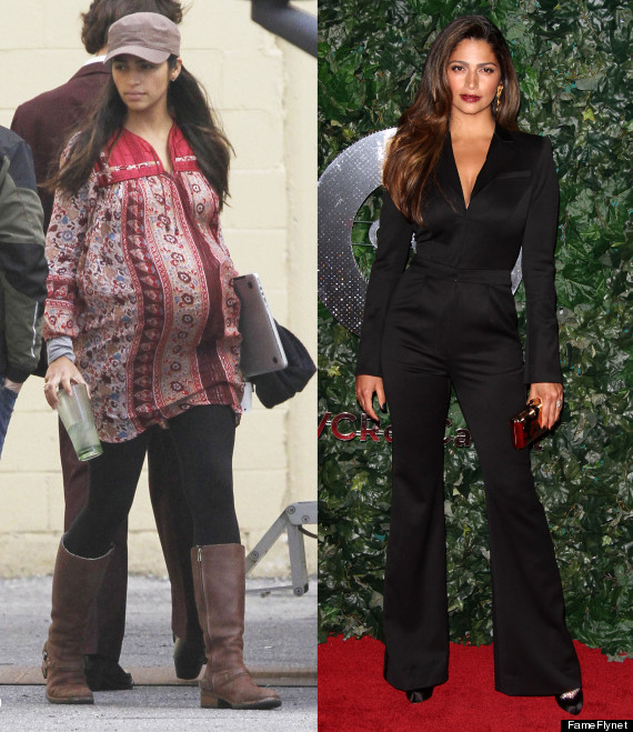 Camila Alves Post Baby Body Matthew Mcconaughey S Wife Wows Two