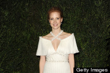 Did Jessica Chastain Make A Fashion Misstep At Chanel Pre-Oscar Party?