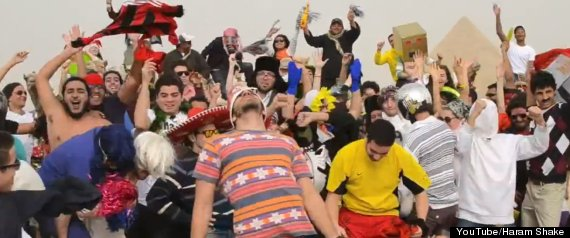 STUDENTS ARRESTED FOR HARLEM SHAKE