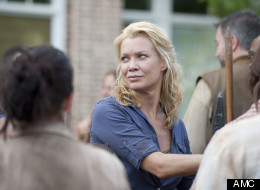 Behind Andrea's 'Walking Dead' Mission