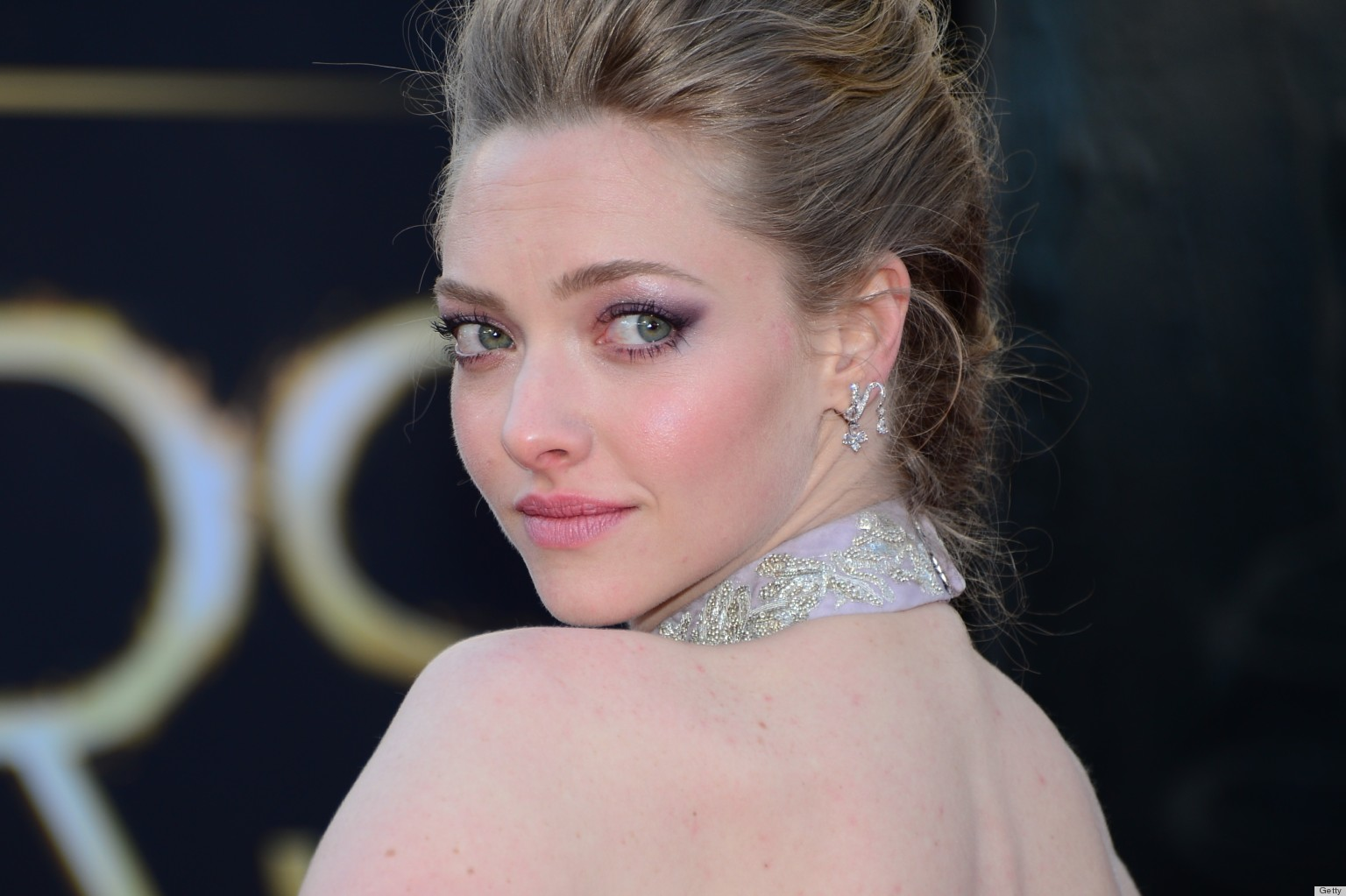 Amanda Seyfried Oscar Dress 2013 See Her Red Carpet Look PHOTOS