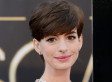 Anne Hathaway 'Nipples' On The Oscars Red Carpet Are Super Distracting (PHOTOS)