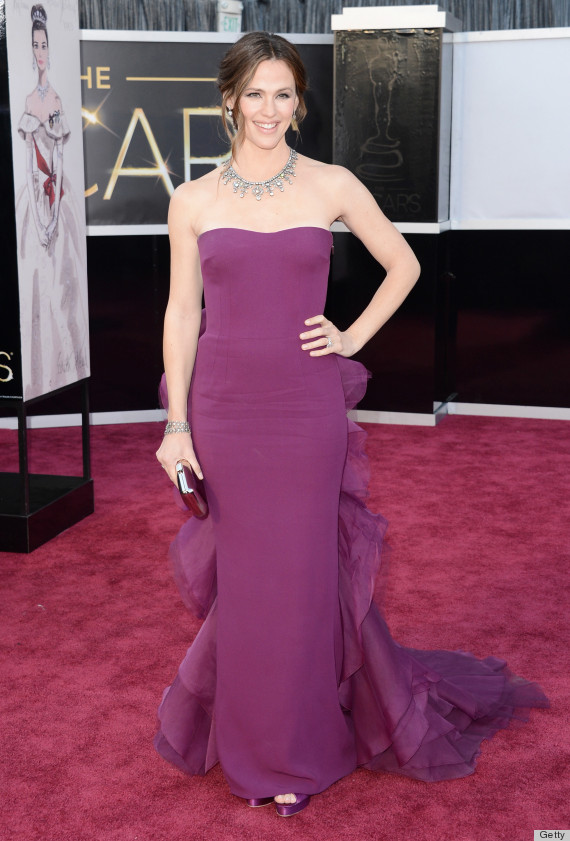 jennifer garner oscar dress 2013