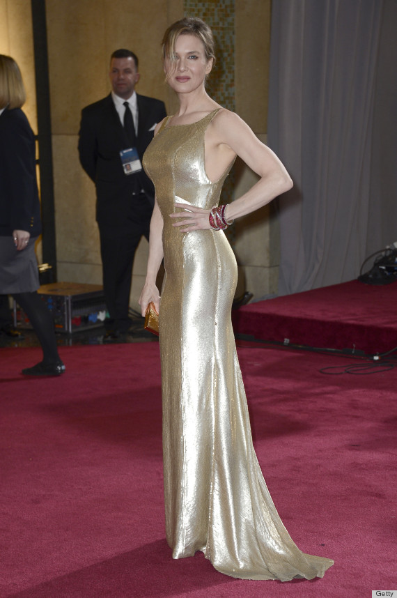 Renee Zellweger Oscar Dress 2013: See The Star\'s Red Carpet Look ...