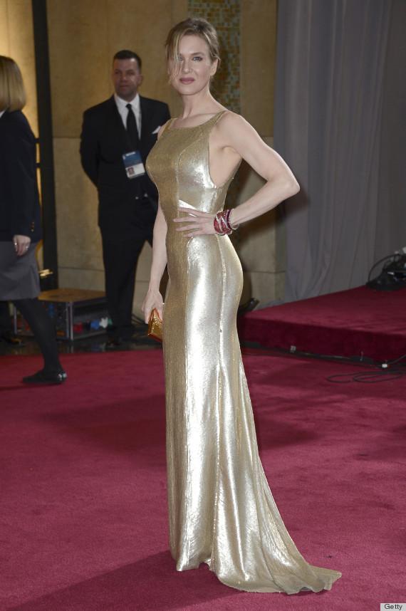 Renee Zellweger Oscar Dress 2013: See The Star\'s Red Carpet Look ...