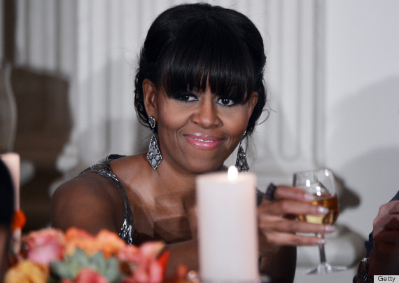 michelle obama governors dinner
