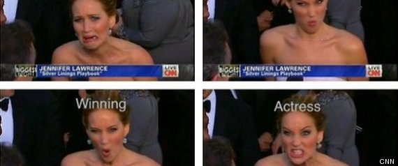 JENNIFER LAWRENCE CADA OSCAR