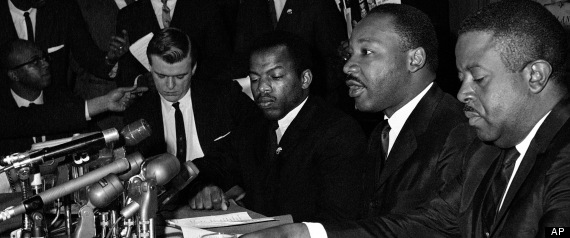 JOHN LEWIS VOTING RIGHTS ACT